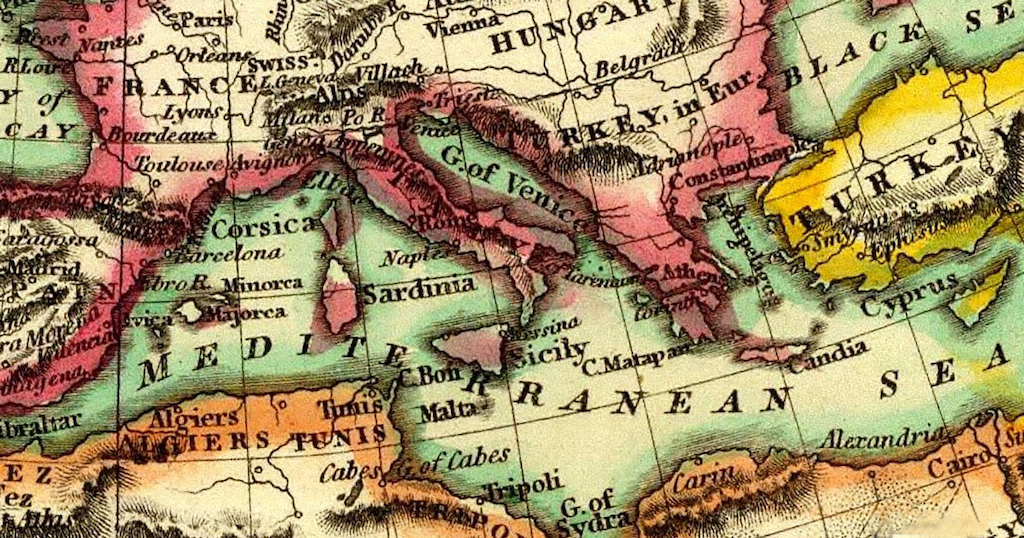 mediterraneo _italia_turchia_libia_gas_eni_paganini_pietro