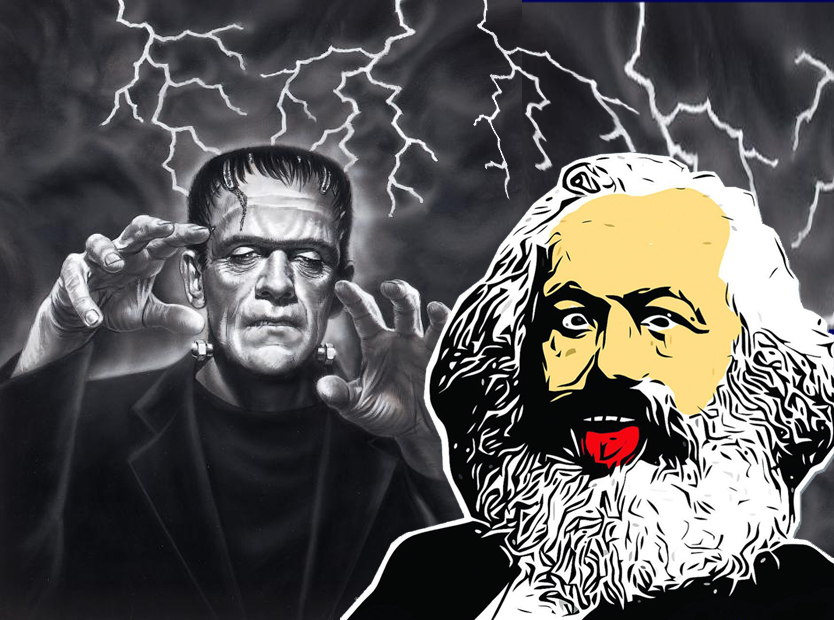 Frankenstein Vs Marx