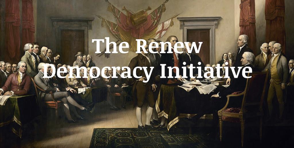 renew democracy