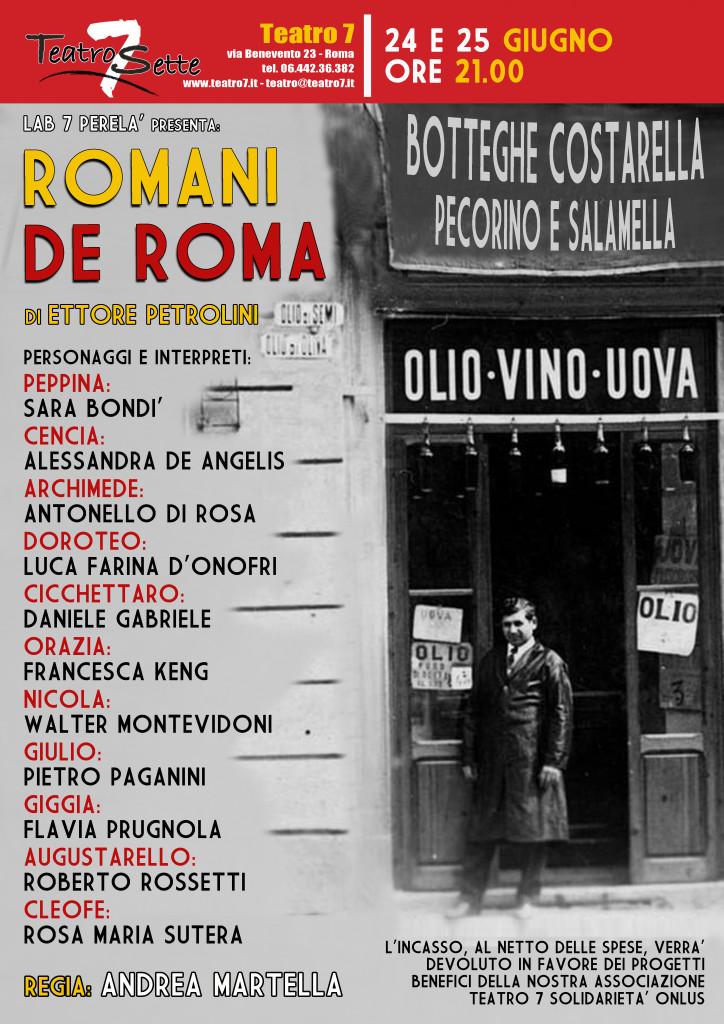 romani di roma