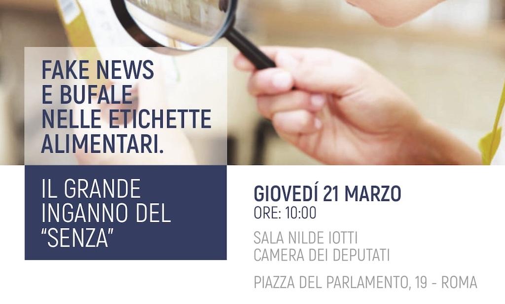Fake news l'Inganno del Senza