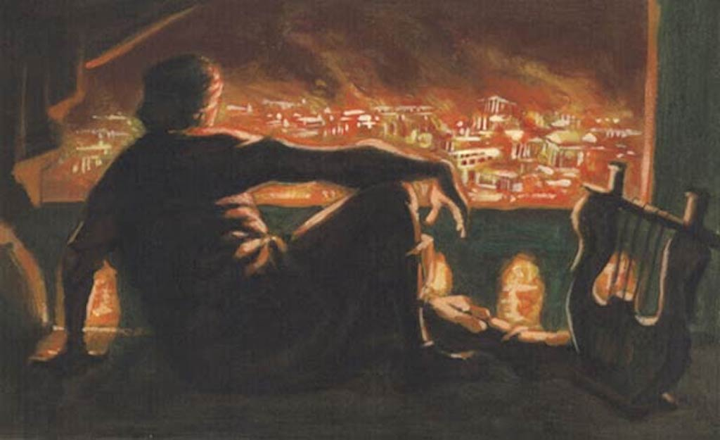 Roma Brucia Paganini