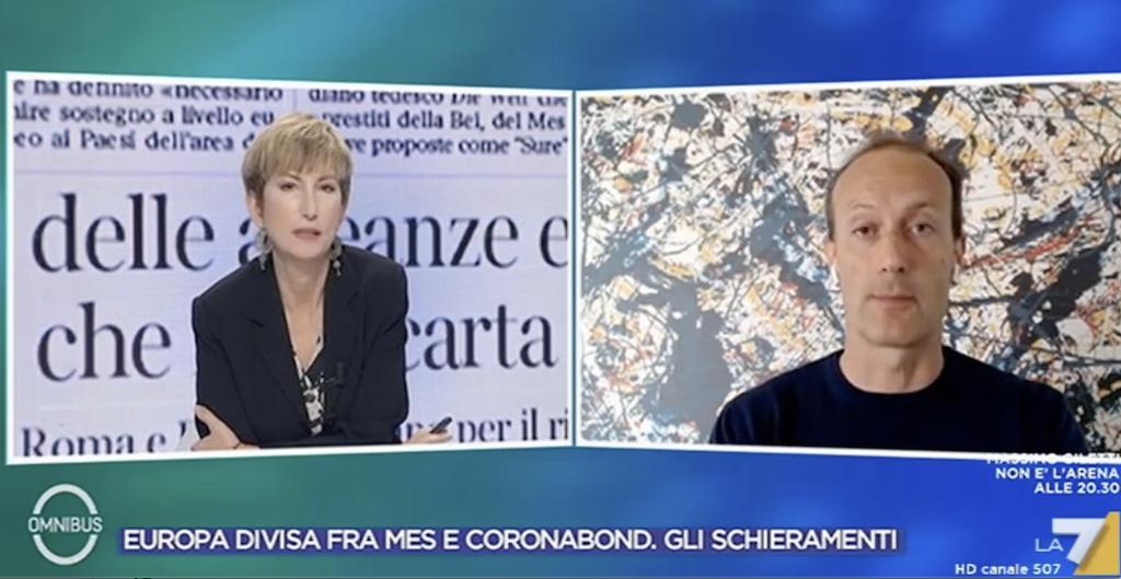 Eurobond Vs MES Omnibus Pietro Paganini La7
