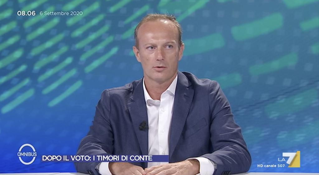 Tagliare Cambiare Riformare Pietro Paganini a Omnibus La7