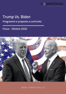 Trump Vs Biden Programmi a Confronto Focus Competere Pietro Paganini non Ripete image