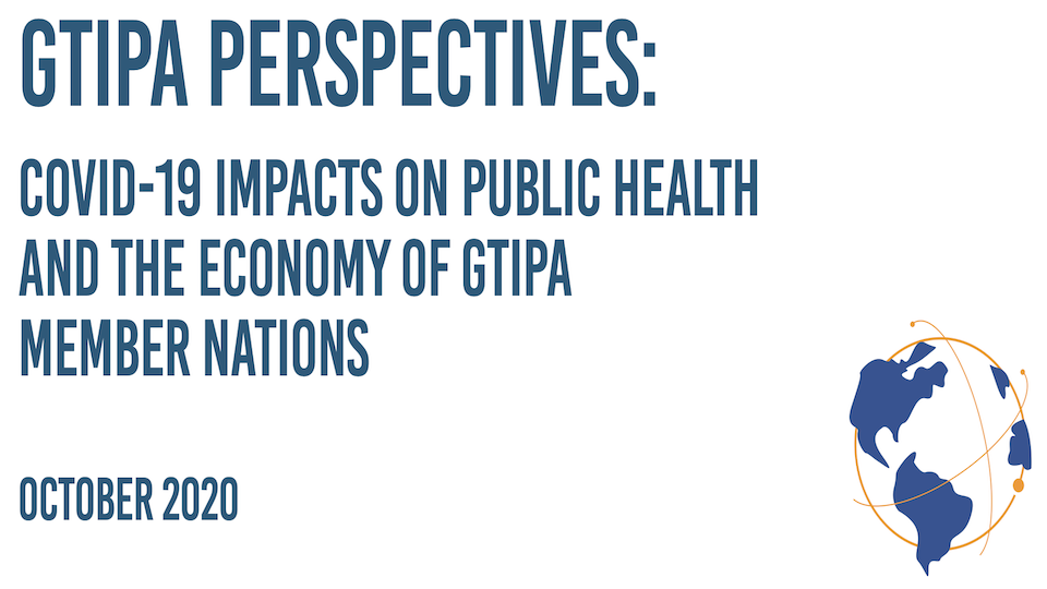 EU and Italy Response to Covid-19 Paganini presents GTIPA case study