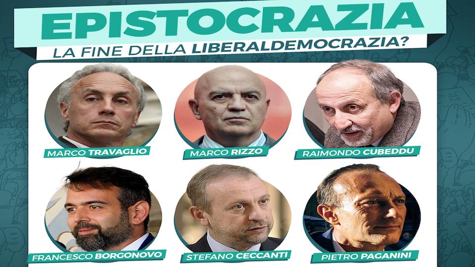 Epistocrazia-la-fine-della-liberaldemocrazia-con-Travaglio-Rizzo-Cubeddu-Borgonovo-e-Ceccanti-pietro paganini non ripete