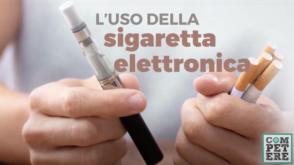 L'Uso della Sigaretta Elettronica pietro paganini e-cig svapo paganini non ripete