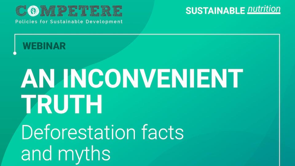 An Inconvenient Truth Deforestation competere.eu pietro paganini non ripete sustainability